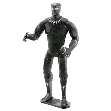 Marvel Avengers Metal Earth Black Panther